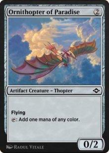 Ornithopter of Paradise - Jumpstart: Historic Horizons