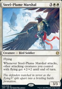 Steel-Plume Marshal - Jumpstart