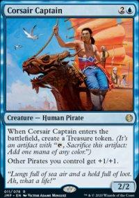 Corsair Captain - Jumpstart