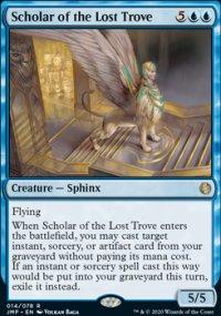 Scholar of the Lost Trove - Jumpstart