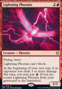 Lightning Phoenix - Jumpstart