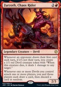 Zurzoth, Chaos Rider - Jumpstart