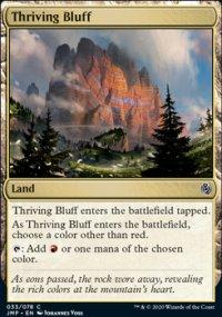 Thriving Bluff - Jumpstart