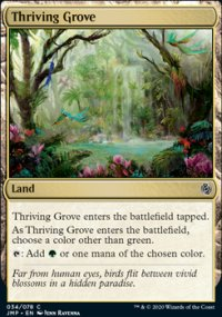 Thriving Grove -