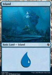 Island 1 - Jumpstart