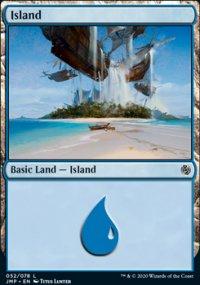 Island 7 - Jumpstart