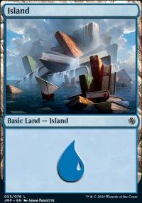Island 8 - Jumpstart