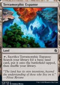Terramorphic Expanse - Jumpstart