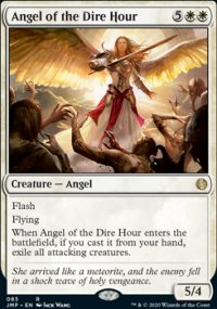 Angel of the Dire Hour -