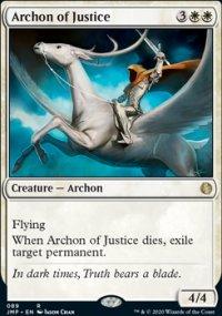 Archon of Justice -
