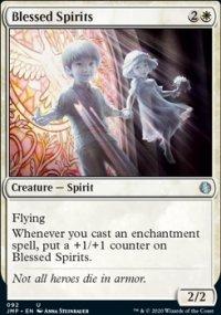 Blessed Spirits -