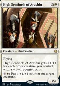 High Sentinels of Arashin -