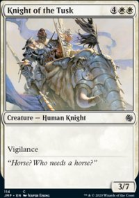 Knight of the Tusk -