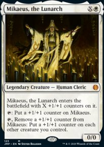 Mikaeus, the Lunarch -