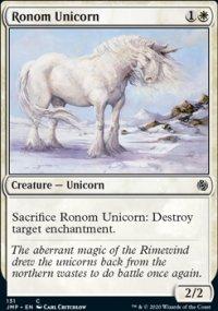 Ronom Unicorn - Jumpstart