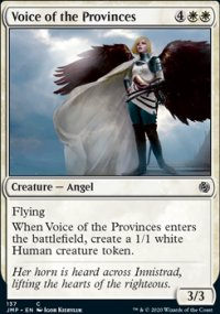 Voice of the Provinces -