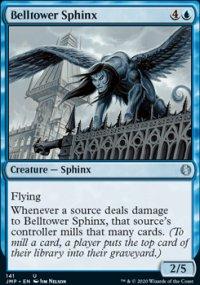 Belltower Sphinx -