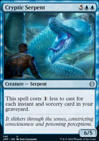 Cryptic Serpent -