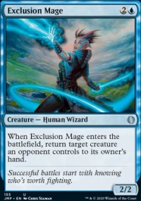 Exclusion Mage -