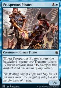 Prosperous Pirates - Jumpstart