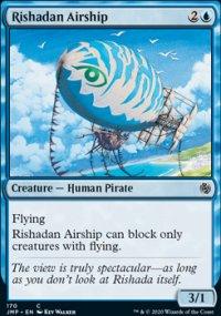 Rishadan Airship -