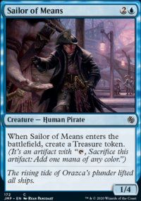 Sailor of Means -