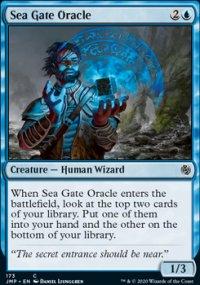 Sea Gate Oracle -