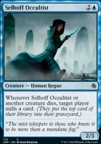 Selhoff Occultist -