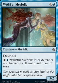 Wishful Merfolk -