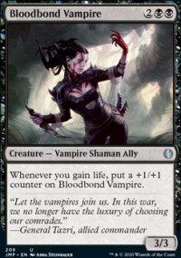 Bloodbond Vampire -