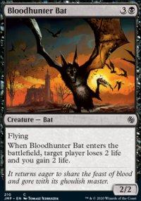 Bloodhunter Bat -