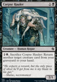 Corpse Hauler -
