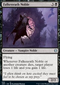 Falkenrath Noble -