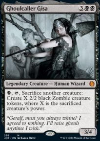 Ghoulcaller Gisa -
