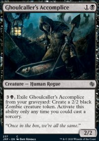Ghoulcaller's Accomplice -