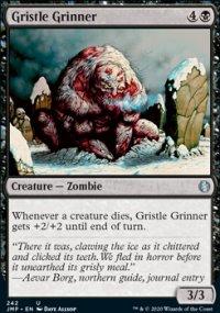 Gristle Grinner -