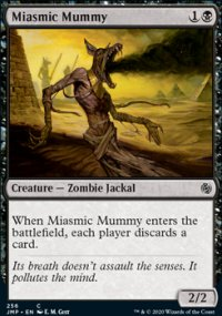 Miasmic Mummy - Jumpstart
