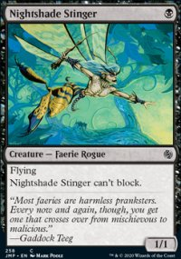 Nightshade Stinger -