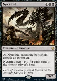 Nyxathid - Jumpstart