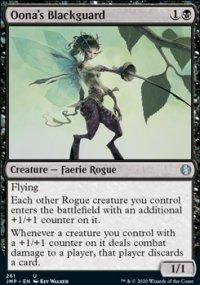 Oona's Blackguard -