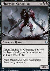 Phyrexian Gargantua -