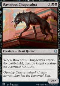 Ravenous Chupacabra - Jumpstart
