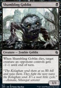 Shambling Goblin -