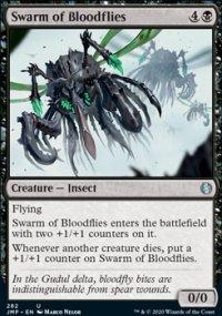 Swarm of Bloodflies -