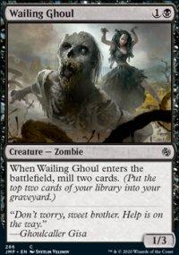 Wailing Ghoul -
