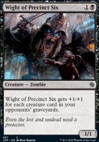 Wight of Precinct Six -