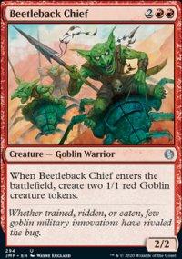 Beetleback Chief -