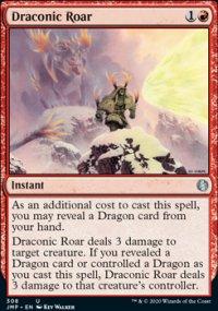 Draconic Roar -