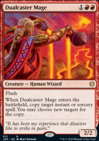 Dualcaster Mage -