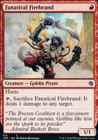 Fanatical Firebrand -